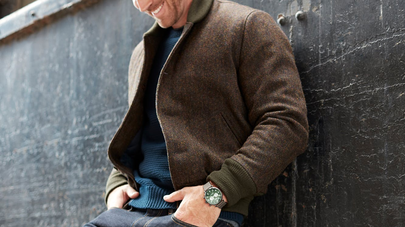 f2b602dbd294e Golden Bear: Making Jackets that get better with age | The Journal