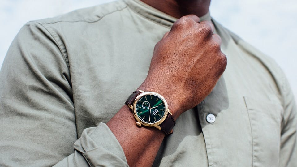 Introducing the Bedrock Timepiece | The Journal